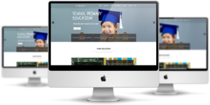 computer education template