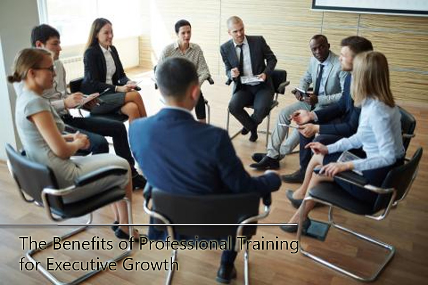 The Benefits of Professional Training for Executive Growth