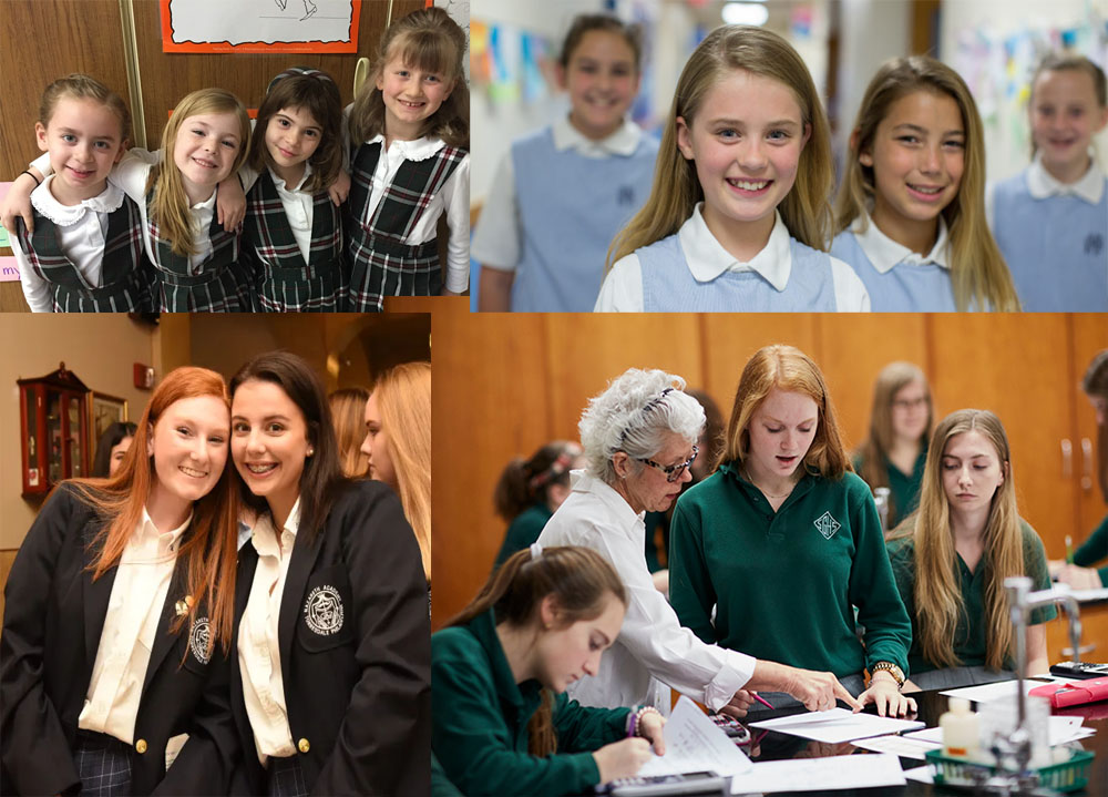 Benefits of All Girl Catholic Schools
