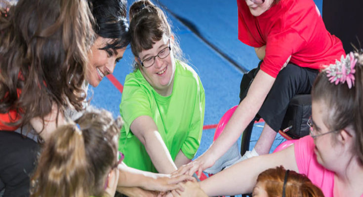 Leaders In the Community, Peer Tutors in Adapted Physical Education