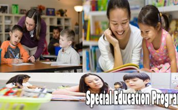 Don't Shy Away From Special Education Programs For your Youngster